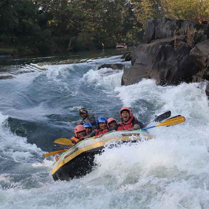River Rafting Tour in India